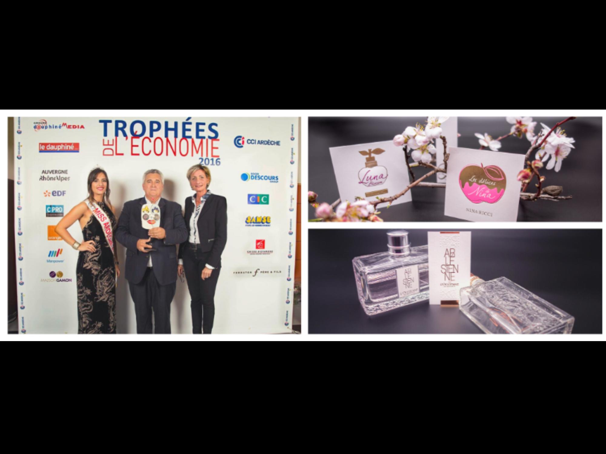 Trophée Industrie - 2016